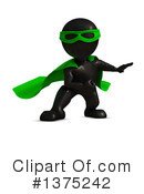 Black Man Clipart #1375242 by KJ Pargeter