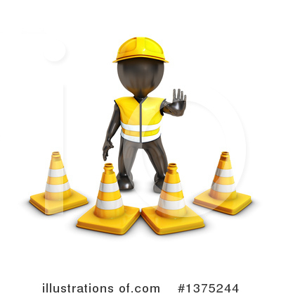 Under Construction Clipart #1375244 by KJ Pargeter