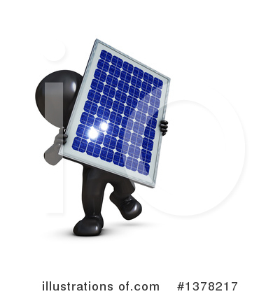 Solar Panel Clipart #1378217 by KJ Pargeter