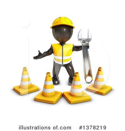 Under Construction Clipart #1378219 by KJ Pargeter