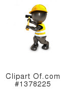 Black Man Clipart #1378225 by KJ Pargeter