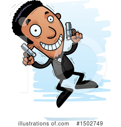Spy Clipart #1502749 by Cory Thoman