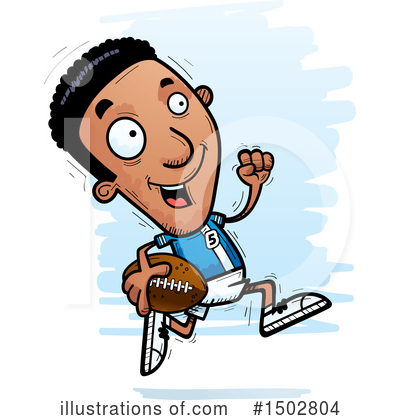 Football Clipart #1502804 by Cory Thoman