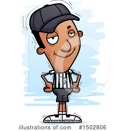 Black Man Clipart #1502806 by Cory Thoman