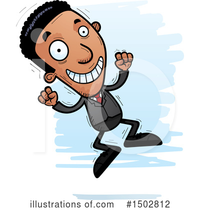 Businessman Clipart #1502812 by Cory Thoman
