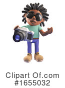 Black Man Clipart #1655032 by Steve Young