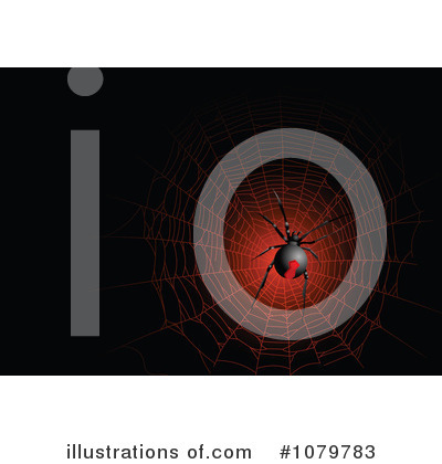 Spider Clipart #1079783 by Pushkin