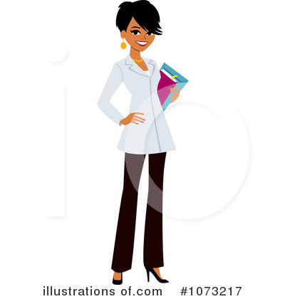 Businesswomen Clipart #1073217 by Monica