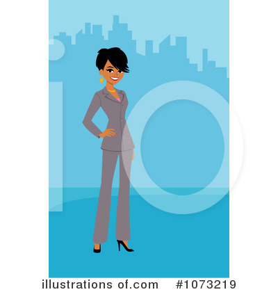 Businesswomen Clipart #1073219 by Monica