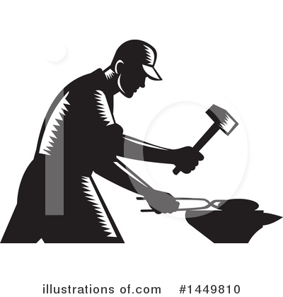 Worker Clipart #1449810 by patrimonio