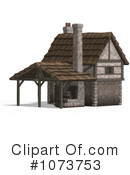 Royalty-Free (RF) Blacksmith Shop Clipart Illustration #1073753