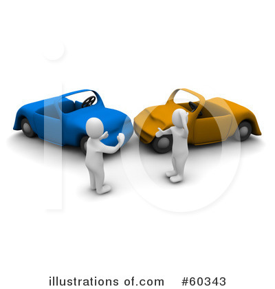 Car Wreck Clipart #60343 by Jiri Moucka