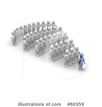 Leadership Clipart #60359 by Jiri Moucka