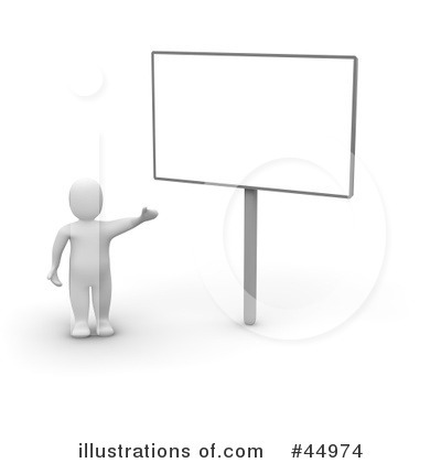 Billboard Clipart #44974 by Jiri Moucka