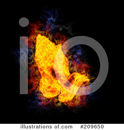 Blazing Symbol Clipart #209650 by Michael Schmeling