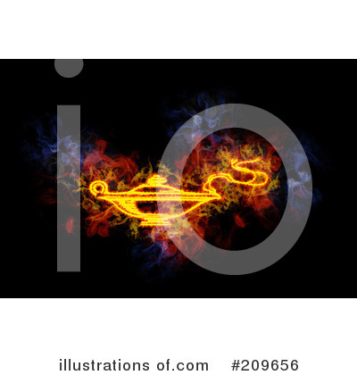 Blazing Symbol Clipart #209656 by Michael Schmeling