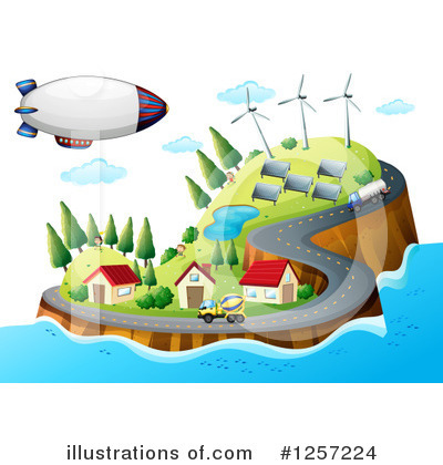 Green Energy Clipart #1257224 by Graphics RF