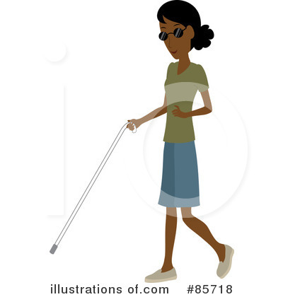 Blind Clipart #85718 by Rosie Piter