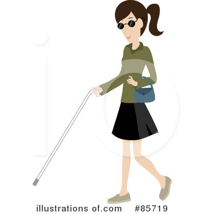 Blind Clipart #85719 by Rosie Piter