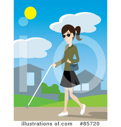 Blind Clipart #85720 by Rosie Piter
