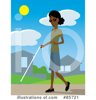 Blind Clipart #85721 by Rosie Piter