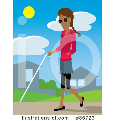 Blind Clipart #85723 by Rosie Piter