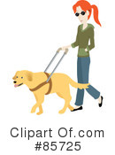 Blind Clipart #85725 by Rosie Piter