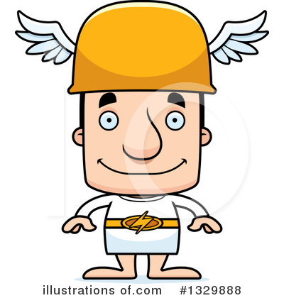 Hermes Clipart #1329888 by Cory Thoman