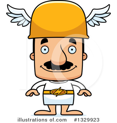 Hermes Clipart #1329923 by Cory Thoman
