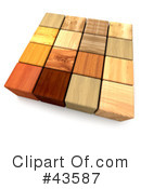 Blocks Clipart #43587 by Frank Boston