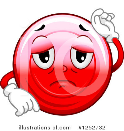 Royalty-Free (RF) Blood Cell Clipart Illustration by BNP Design Studio - Stock Sample #1252732