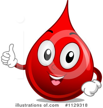 Blood Cell Clipart #1129318 by BNP Design Studio