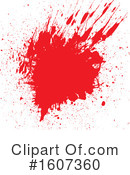Blood Clipart #1607360 by KJ Pargeter