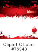 Blood Clipart #76943 by michaeltravers