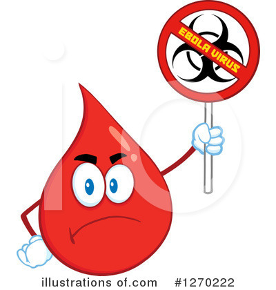 Ebola Clipart #1270222 by Hit Toon