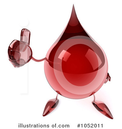 blood drop vector. Blood Drop Clipart #1052011 by