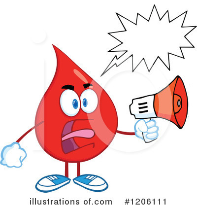 Megaphone Clipart #1206111 by Hit Toon