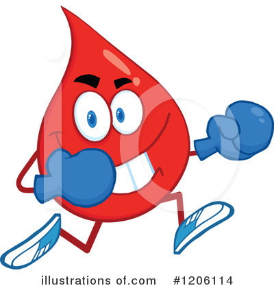 Boxing Clipart #1206114 by Hit Toon