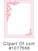 Blossoms Clipart #1077568 by Maria Bell