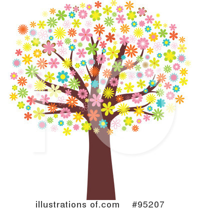 Blossoms Clipart #95207 by KJ Pargeter