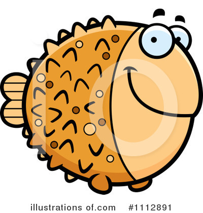 Fish Clipart #1112891 by Cory Thoman