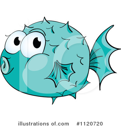 Fish Clipart #1120720 by Graphics RF
