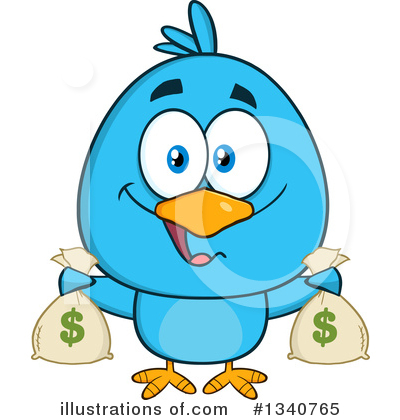 Finance Clipart #1340765 by Hit Toon