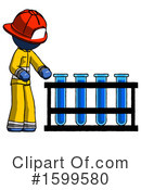 Blue Design Mascot Clipart #1599580 by Leo Blanchette