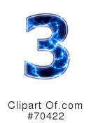 Blue Electric Symbol Clipart #70422 by chrisroll