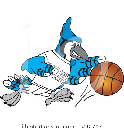 Basketball Clipart #62707 by Toons4Biz