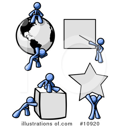 Globe Clipart #10920 by Leo Blanchette