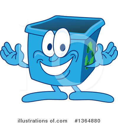 Recycle Clipart #1364880 by Toons4Biz
