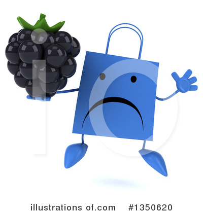 Blackberry Clipart #1350620 by Julos