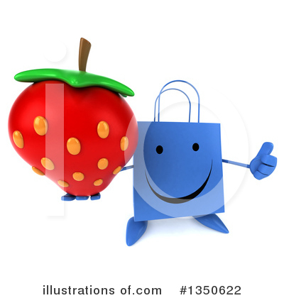 Strawberry Clipart #1350622 by Julos